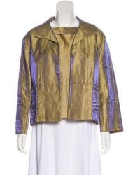 Chanel - Iridescent Jacket Set - Lyst