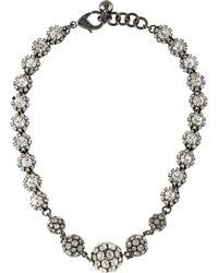 Lulu Frost - Royale Necklace - Lyst