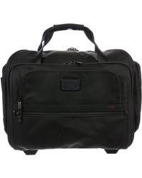 Tumi - Alpha 2 Wheeled Compact Duffel Bag Black - Lyst