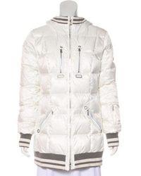 Bogner - Down Puffer Jacket White - Lyst