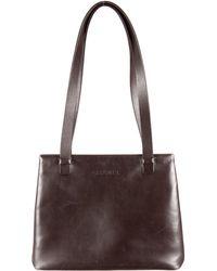 Chanel - Lambskin Shoulder Bag - Lyst