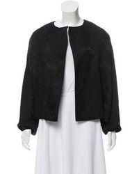 The Row - Wool Iruma Jacket - Lyst