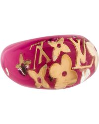 Louis Vuitton - Inclusion Ring Pink - Lyst