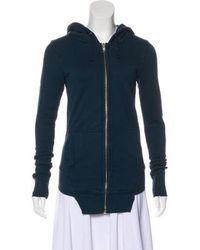 OAK - Hooded Casual Jacket - Lyst