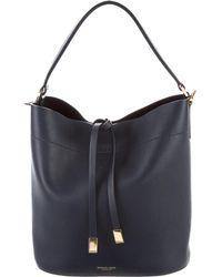 Michael Kors - Miranda Bucket Bag Navy - Lyst