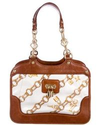 Louis Vuitton - Monogram Charms Cabas Tote White - Lyst