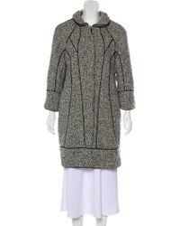 Thakoon - Tweed Knee-length Coat W/ Tags - Lyst