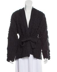 Maiyet - Textured Cardigan - Lyst