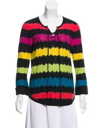Sonia by Sonia Rykiel - Sonia By Rykiel Colorblock Knit Sweater - Lyst