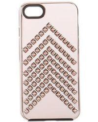 Rebecca Minkoff - Studded Iphone 7 Plus Case - Lyst