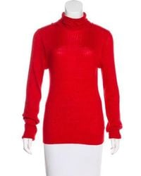 Trademark - Wool-blend Rib Knit Sweater - Lyst