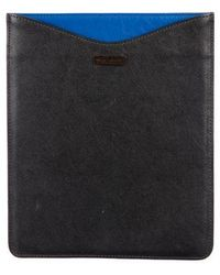 Marc Jacobs - Leather Ipad Sleeve - Lyst