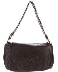 Chanel - Small Rock & Chain Bag - Lyst