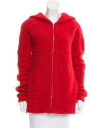 Thakoon - Knit Hooded Jacket - Lyst