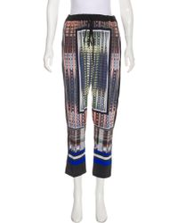 Clover Canyon - Digital Printed High-rise Pants - Lyst