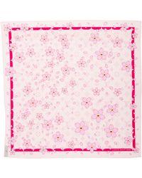 Louis Vuitton - Cherry Blossom Bandana - Lyst