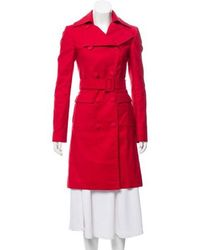 Stella McCartney - Double-breasted Trench Coat - Lyst
