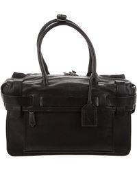 Reed Krakoff - Inside Out Bag Black - Lyst