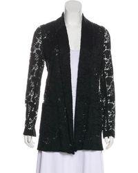 Jasmine Di Milo - Lace Casual Jacket - Lyst