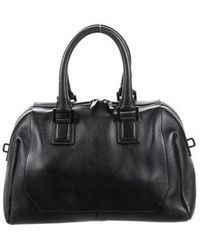 Narciso Rodriguez - Leather Structured Satchel - Lyst