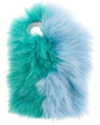 Charlotte Simone - Fox Fur Iphone 7 Case W/ Tags - Lyst