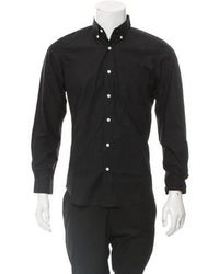 Timo Weiland - Woven Button-up Shirt - Lyst