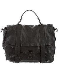 Proenza Schouler - Leather Ps1 Handle Bag - Lyst