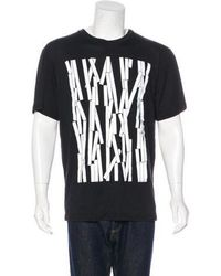 Christopher Kane - Graphic Crew Neck T-shirt W/ Tags - Lyst