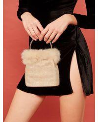 Reformation - Vintage Frost Bag - Lyst