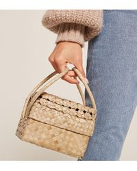 Reformation - Abaca Kahun Basket - Lyst