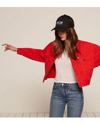 Reformation - Patagonia P6 Lo-pro Trucker Hat - Lyst