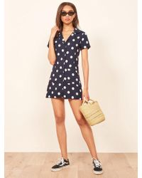 Reformation - Plymouth Dress - Lyst