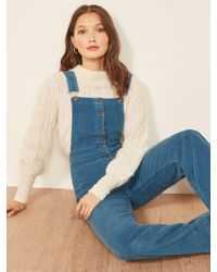 Reformation - Cassidy Overall - Lyst