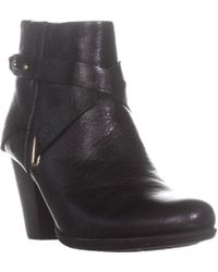 Born - B.o.c. Richardson Double Zip Ankle Boots - Lyst