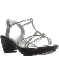 Callisto - Caressa Wedge Sandals - Lyst