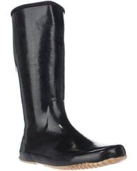 Chooka - Solid Packable Rain Boots - Lyst