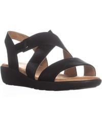 Easy Spirit - Kalani2 Ankle Strap Sport Sandals - Lyst