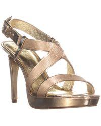 Adrianna Papell - Anette Platform Dress Sandals - Lyst