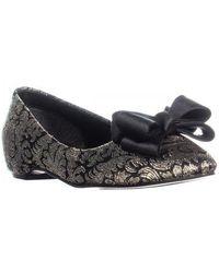 Caparros - Princess Front Bow Ballet Flats - Lyst