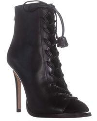 4fd26d45bd67f Lyst - Women s COACH Heel and high heel boots On Sale