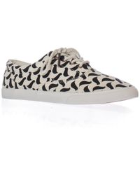 Bucketfeet - Carrie Van Hise Birds Low-top Lace Trainers - Lyst