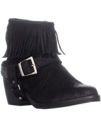 Steve Madden - Cavvvo Ankle Boots - Lyst