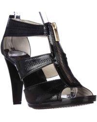 Michael Kors - Michael Berkley T-strap Dress Sandals - Lyst