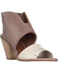 Mojo Moxy - Dolce By Mookie Heeled Sandals - Lyst
