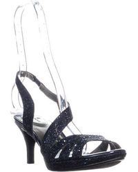 Bandolino - Kadshe Strappy Heeled Sandals - Lyst