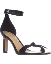 Marc Fisher - Dalli Ankle Strap Heeled Sandals - Lyst