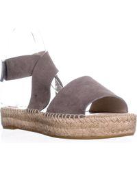 Bettye Muller - Seven Cutout Sandals - Lyst