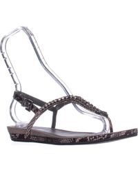 Kenneth Cole - Reaction Lost Star Flats Sandals - Lyst