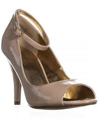 Rampage - Roamona Ankle Strap Dress Court Shoes - Lyst