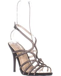 Caparros - Helena Strappy Evening Sandals - Lyst
